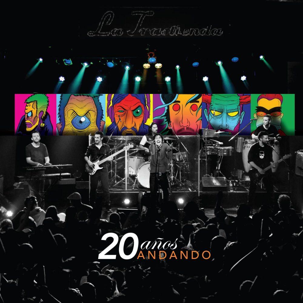 20 Años andando CD+DVD