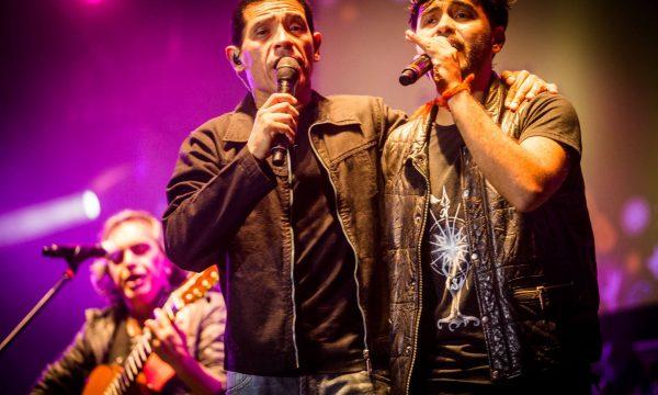 Alva y Ruben nocheros