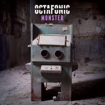 Tapa disco Monster octafonic