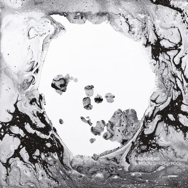 radiohead tapa a moon shaped