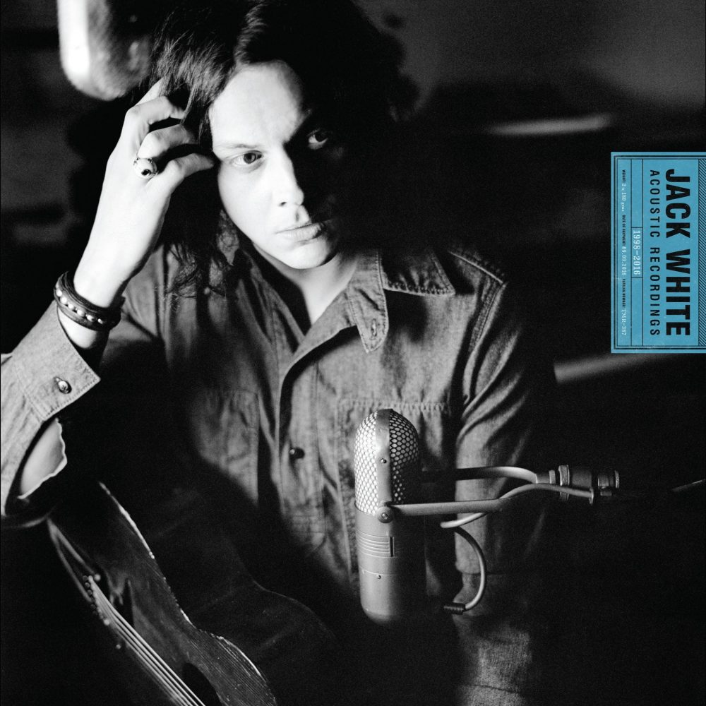 TMR387_JackWhite_AcousticRecordings_FrontCover_FINAL