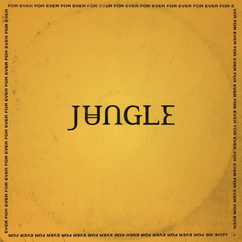 Jungle For Ever Album Cover